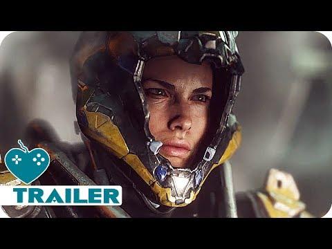 ANTHEM Gameplay Trailer (2019) New Bioware Game   E3 2017