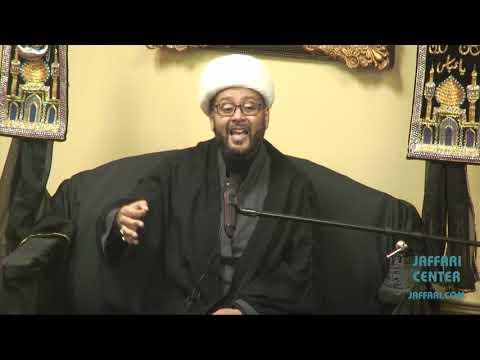 6th Muharram 2019 1441 Sheikh Bilal English Majlis