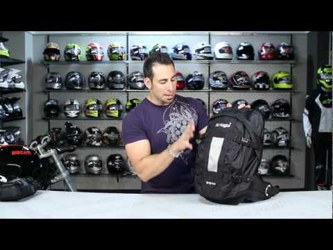 Kriega R25 Backpack Review at RevZilla.com
