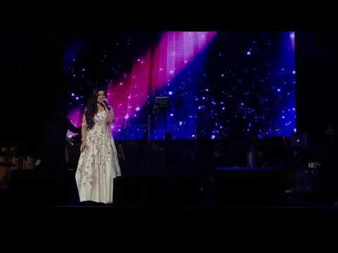 Shreya Ghoshal chupke se  Oracle arena CA 2017