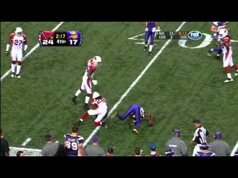 Vikings Do or Die 4th Quarter 17 Point Comeback [week 9, 2010]