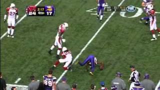 Vikings Do or 4th Quarter 17 Point Comeback [week 9, 2010]