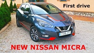Download 2017 Nissan Micra 1.5 dCi, first drive 3Gp Mp4