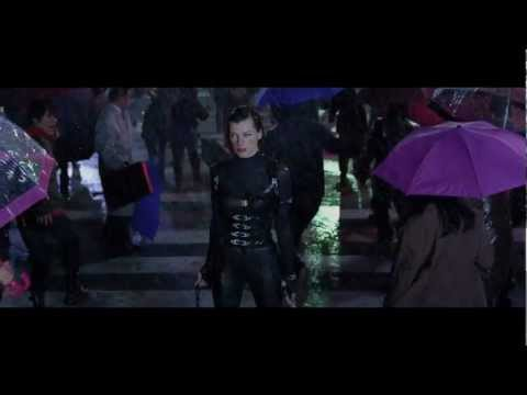 Resident Evil Retribution 3D – Trailer ufficiale italiano. (HD)