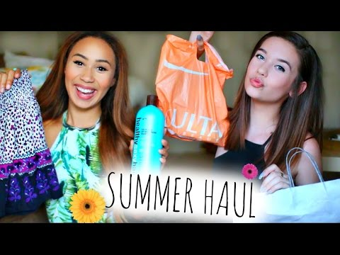 HUGE Summer Collective Haul! ft. MakeupbyMandy24!
