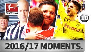 Top 10 Moments - 2016/17 Season