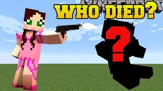 Minecraft: WHO DIED!?! - ARRENDOR - Custom Map [5]