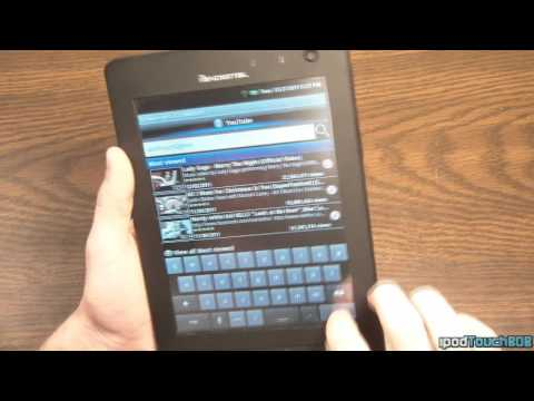 Pandigital Nova Android Tablet Review