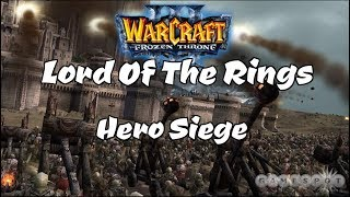 [WC3] Lord Of The Rings - Hero Siege