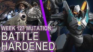 Starcraft II: Battle Hardened [Bunker Defense]
