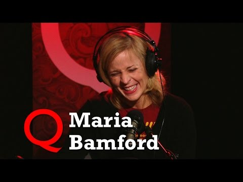 Maria Bamford brings her dark comedy to Studio Q