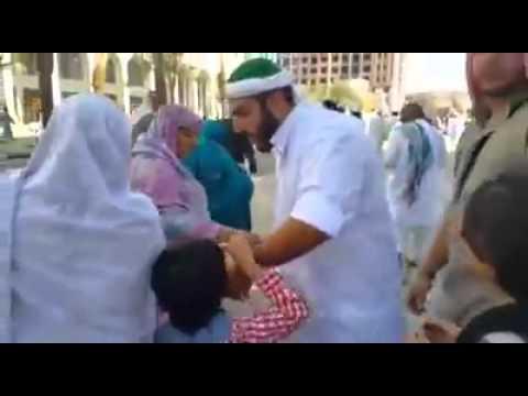 Eid miladun Nabi Madina Shareef 2015