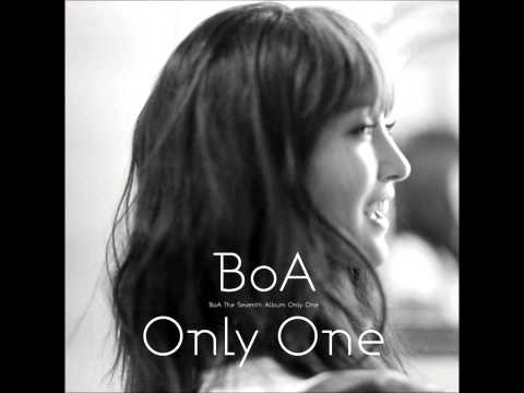 [MP3] 120722 BoA(보아) - Only One Music Videos