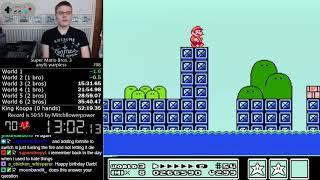 (52:14) Super Mario Bros. 3 Warpless speedrun