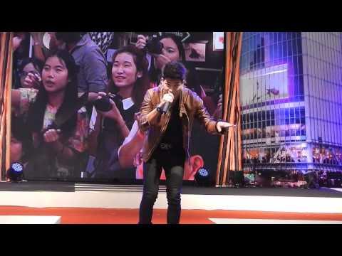 เต้ 3 เพลง Toppo Top Girl Contest @Siam Paragon 14 9 14