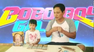 UNBOXING CHOKI CHOKI  AR BOBOIBOY - Parah brow!!