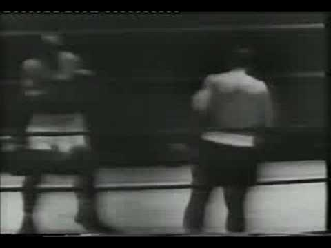 Rocky Marciano vs. Jersey Joe Walcott I - Part IV Video