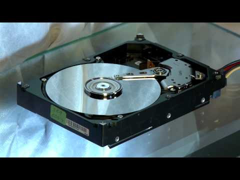 Harddisk Crash| Head Crash| Data Recovery| Seagate ST3500630AS