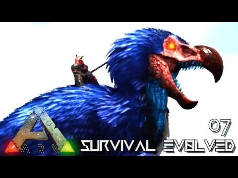ARK: SURVIVAL EVOLVED - NEW PRIMEVAL DodoREX TAME !!! E07 (MODDED ARK PUGNACIA DINOS)
