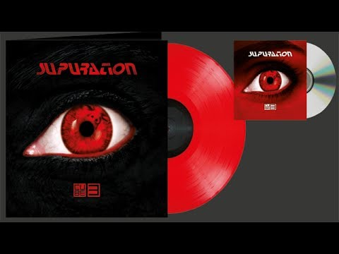 Supuration - The Disenthrall
