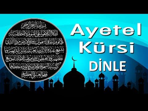 Ayet el-Kürsi