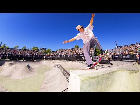 The Who, What, and Why of Vans Park Series 2017