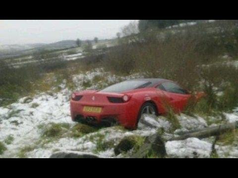 Car Crash Compilation #1 Подборка Аварий и ДТП 2014
