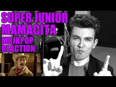 Super Junior Mamacita Reaction   Review - Mrjkpop ( 아야야 ) video