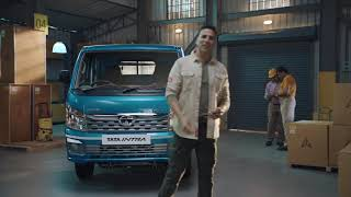 TATA-Intra the all new compact truck