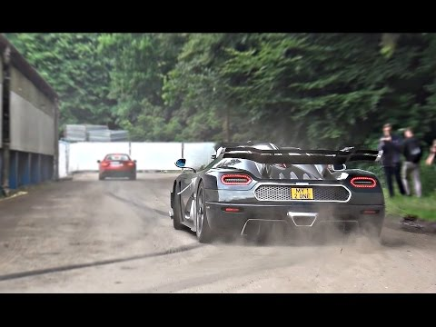 The best Supercar burnouts, drifts and donuts! AMAZING SOUNDS