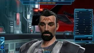 Angry Joe Plays SWTOR - Creation, Combat & Dialogue