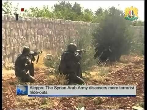 Syria News 20.10.2012, Beirut Terrorist Bombing, Brahimi Reviews in Damascus UN Efforts.