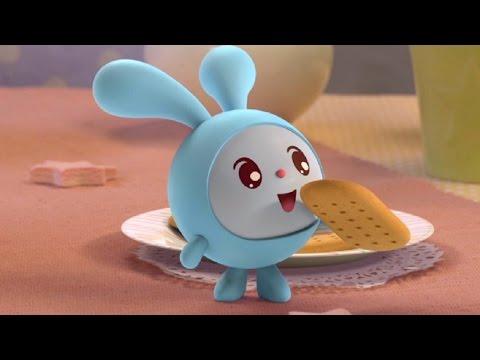 Малышарики - Печенье - серия 47 - обучающие мультфильмы для малышей 0-4