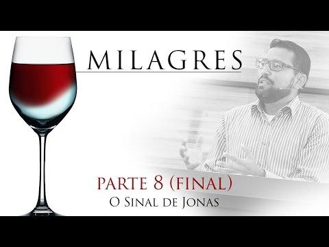 MILAGRES – Parte 8 (Final) – Pr. Jaílson Santos.