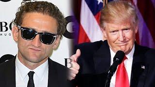 YouTubers FIGHT Over President Trump, H3H3, Casey Neistat BLOCKS Idubbbz, Onision vs Cyr