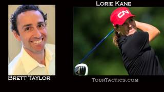 Lorie Kane LPGA champion mindset interview
