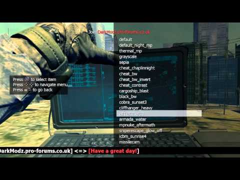MW2 Infectable Mod Menu Lobby |FREE|