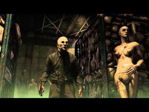 Геймплей игры The Evil Within - PAX East 2014 Gameplay для Xbox One