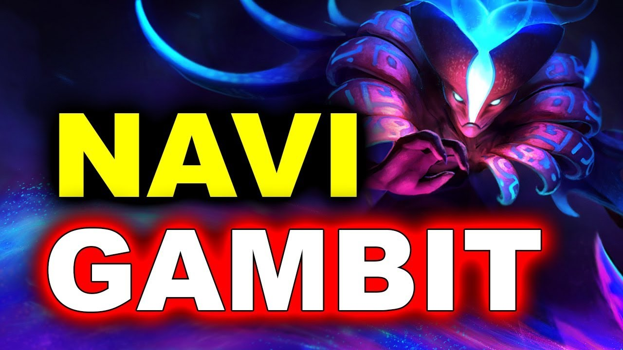 NAVI vs GAMBIT - SEMI-FINAL - AMD SAPPHIRE DOTA PIT Minor 2019 DOTA 2