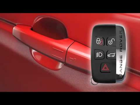 2014 Range Rover Sport Smart Key   Land Rover USA