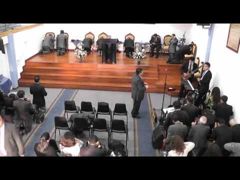 Visita Hnos. Voluntarios de Jotabeche 40 a la Iglesia Prim Santa Rosa de Penco