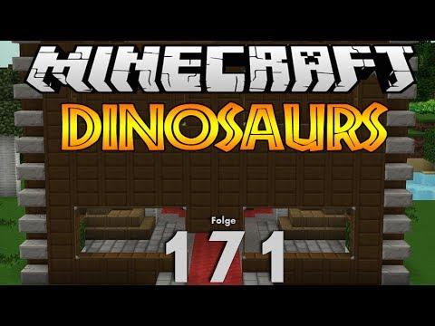Minecraft Dinosaurs: #171 Hotelbau HD