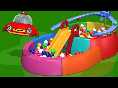 TuTiTu (ТуТиТу) Игрушки | Бассеин с шариками