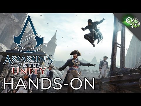 Assassin's Creed Unity GAMEPLAY INTERVIEW! AC1 Comparisons, Story Changes and More