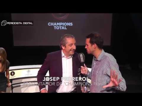 """Pedrerol: Con Lobo Carrasco hubo un enfado pero ahora yo propuse su nombre para Atresmedia"""""""