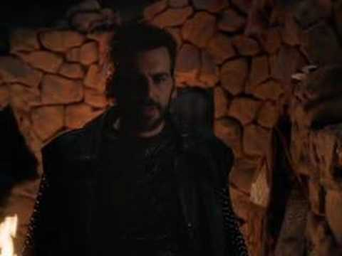 "oded fehr wallpaper. The episode is ""Ordinary Witches"" featuring Oded Fehr as the demon Zankou."