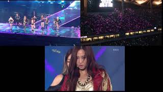 The Legendary SONE feat. SNSD at Dream Concert 2013! Warning: Lower your volume down