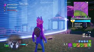 Alex is showing us something EPIC !!! | Fortnite BR with friends
