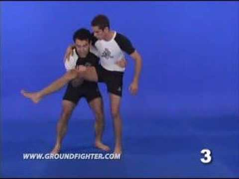 Marcelo Garcia, Submission Grappling, MMA, Takedowns Image 1