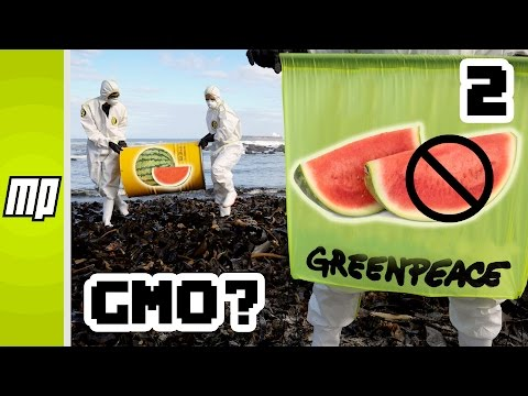 Why Does Greenpeace Like the Watermelon?